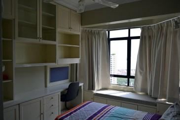 Bedroom Sunny Ville Condominium, Penang, Malaysia