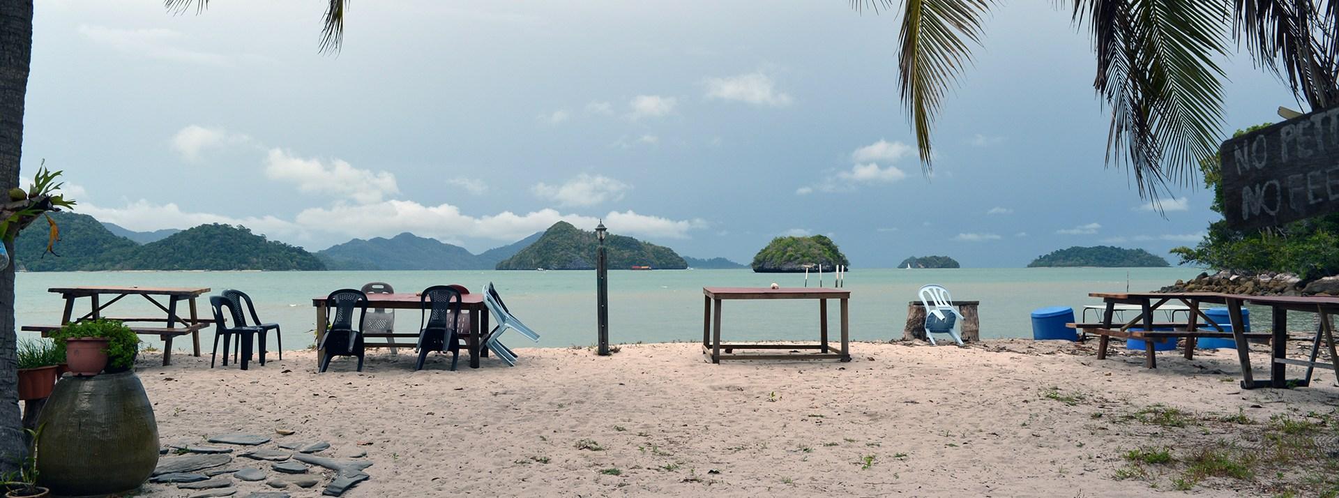 Tuba island, Malaysia