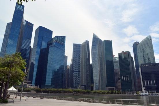 Business area, Singapore