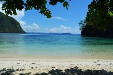 Paradise Beach, Cadlao Island