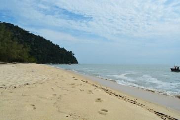 Beach @ Penang National Park, Malaysia