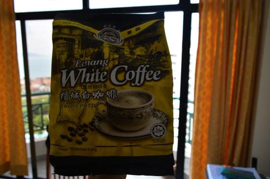 Local White Coffee @ Penang, Malaysia