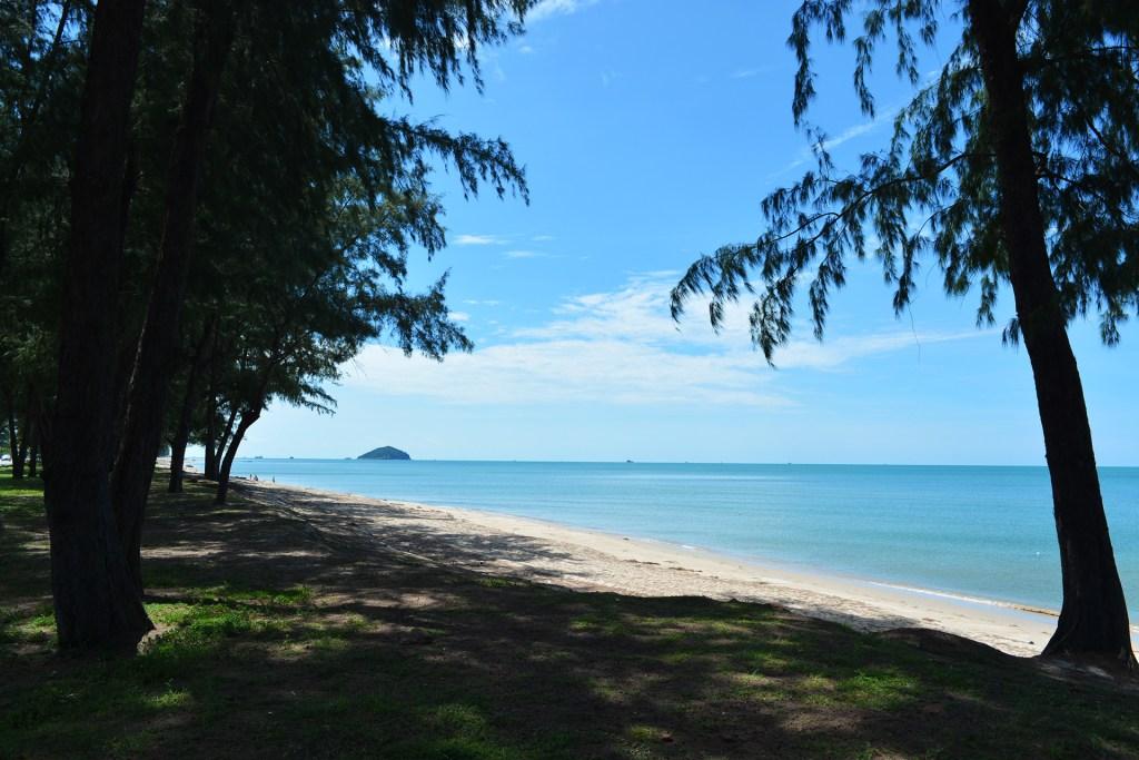 Samila Beach @ Songkhla, Thailand