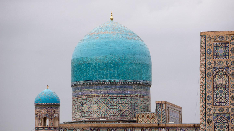 Tashkent to Samarkand – 25th April 2015