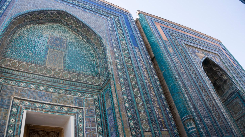 Samarkand – 27 April 2015