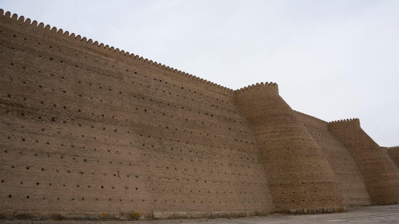 Bukhara and the Carpet Shop – 29th April 2015