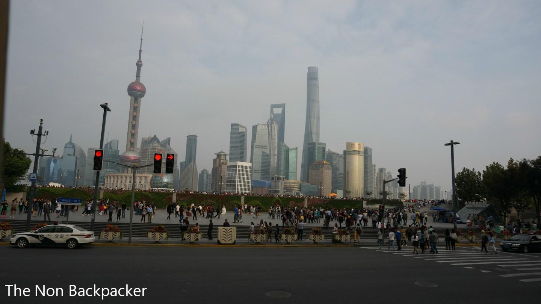 Shanghai – Day 1