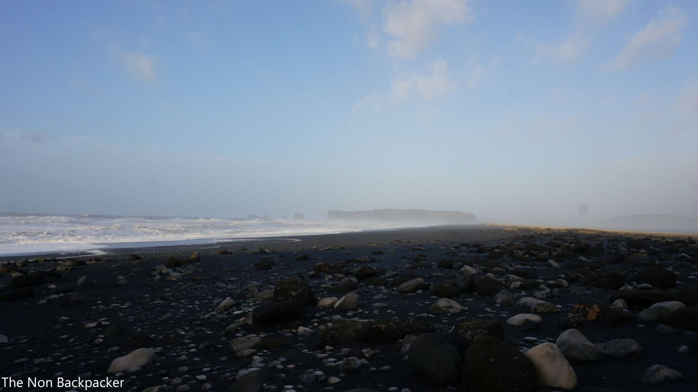 Vik and those famous black sand beaches