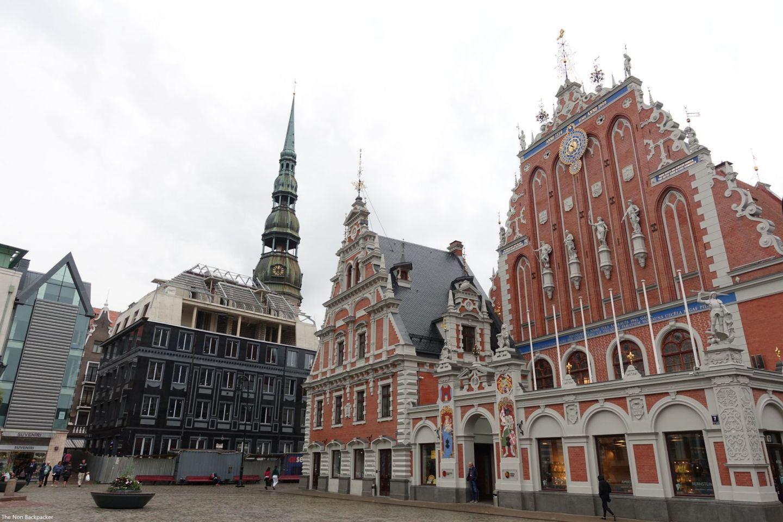Riga-Town-Square