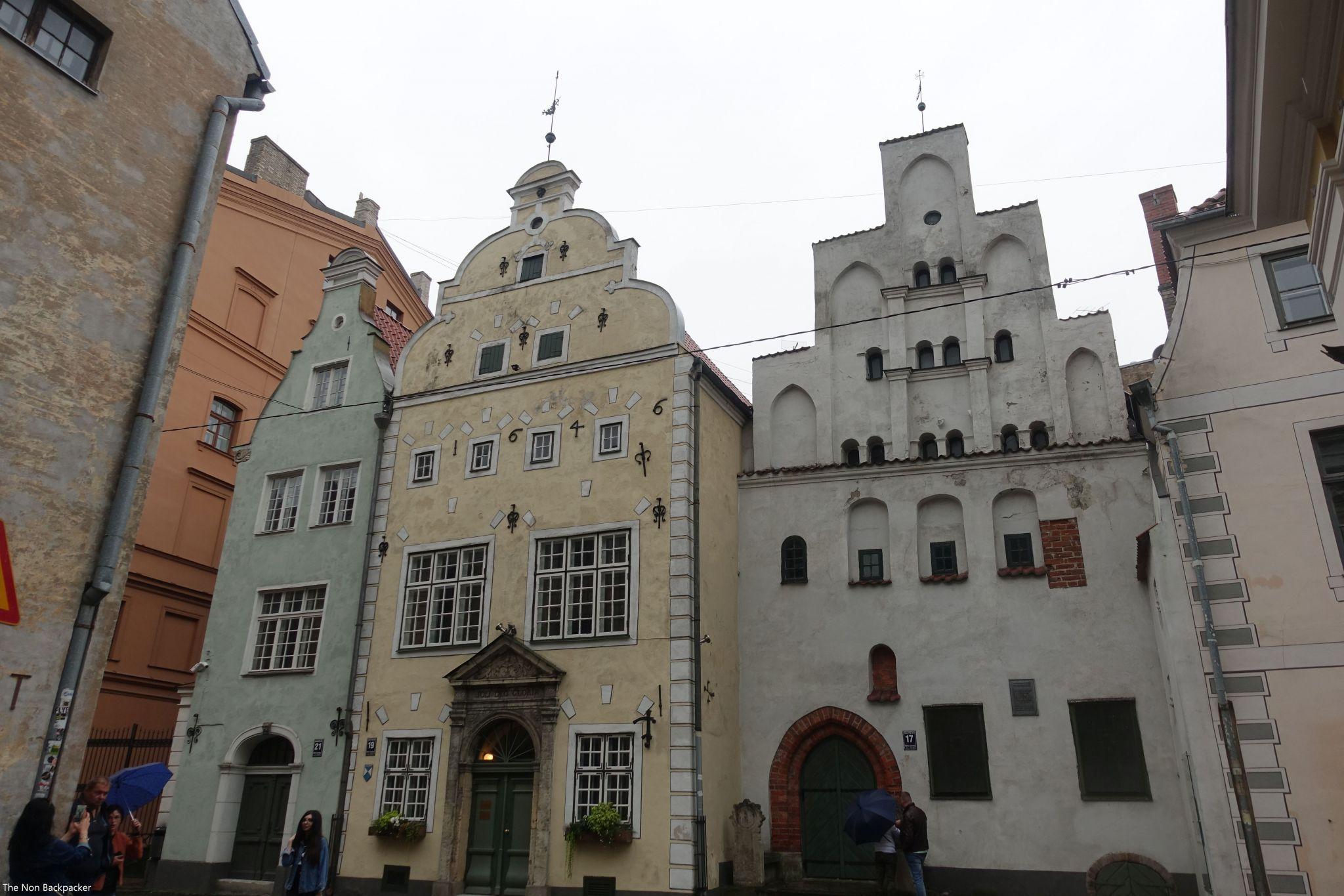 Riga-Three-Brothers