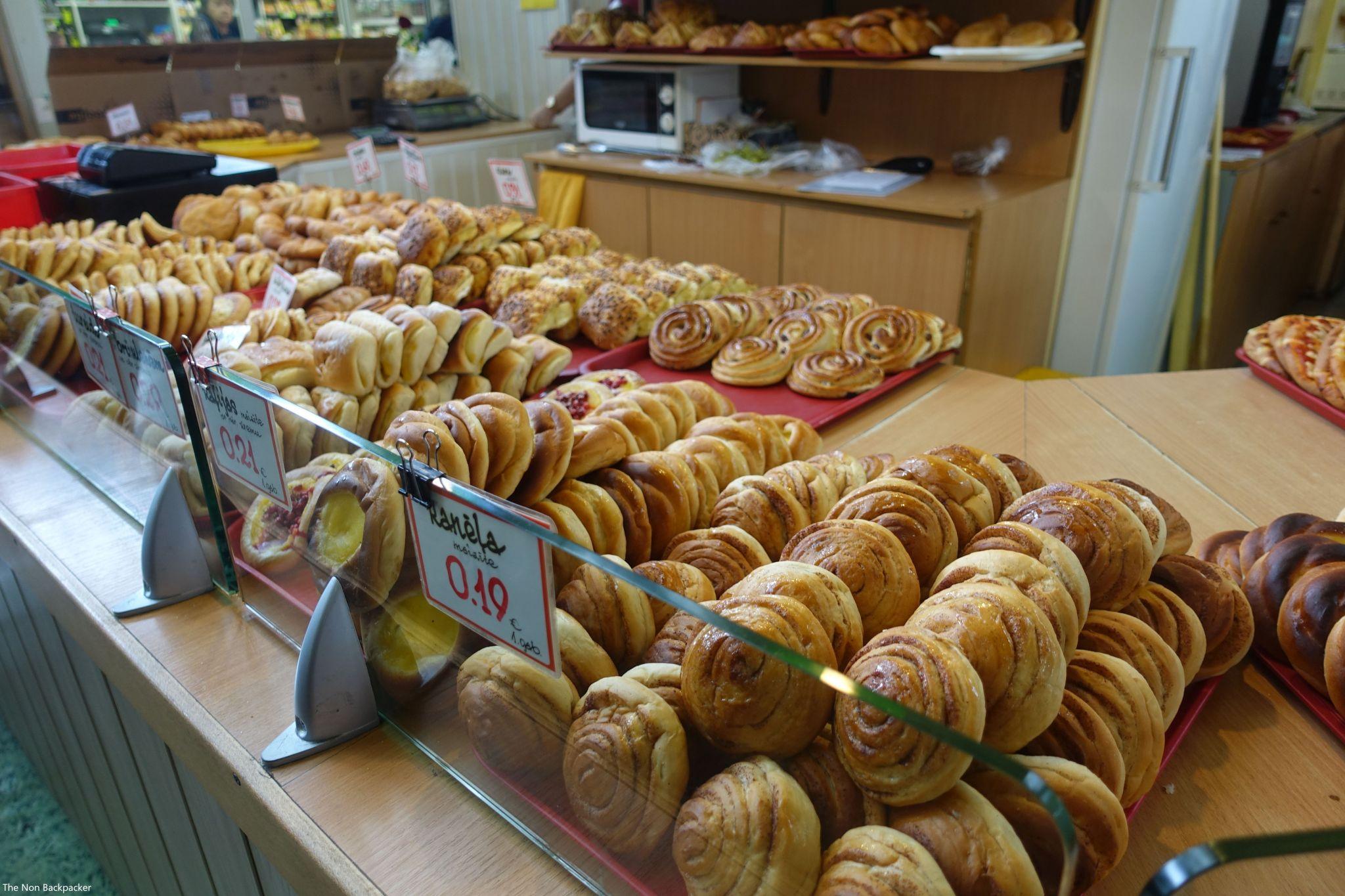 Riga-Pastries