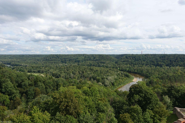Turaida view