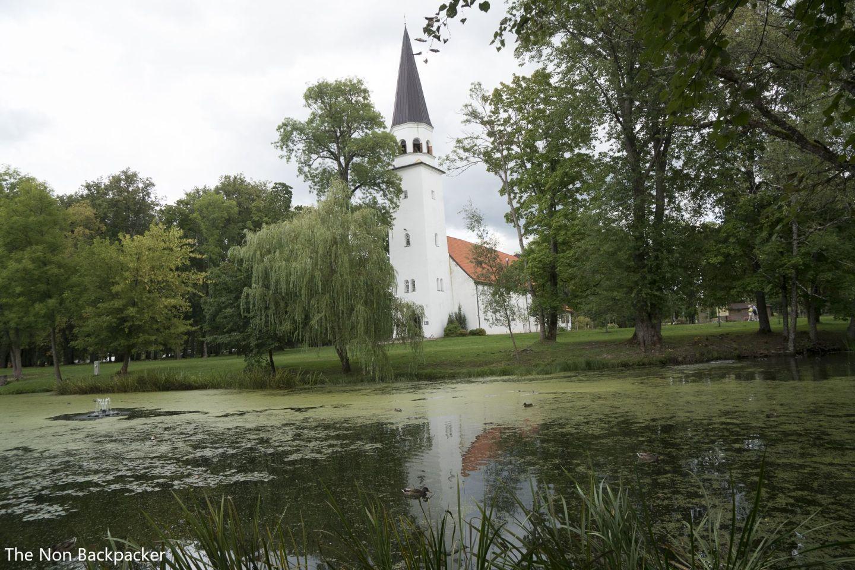 Sigulda church