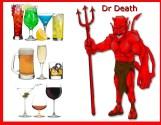 alcohol dr death