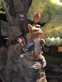 followed by a walk round The World of Beatrix Potter attraction,