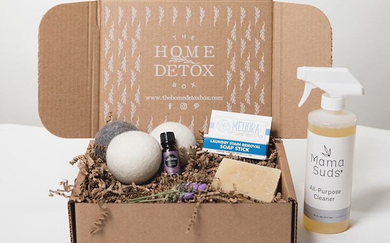 The Home Detox Box