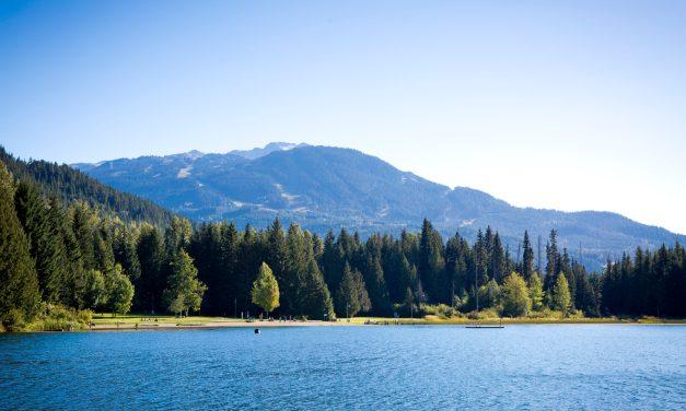 Destination – Lost Lake, Whistler, BC