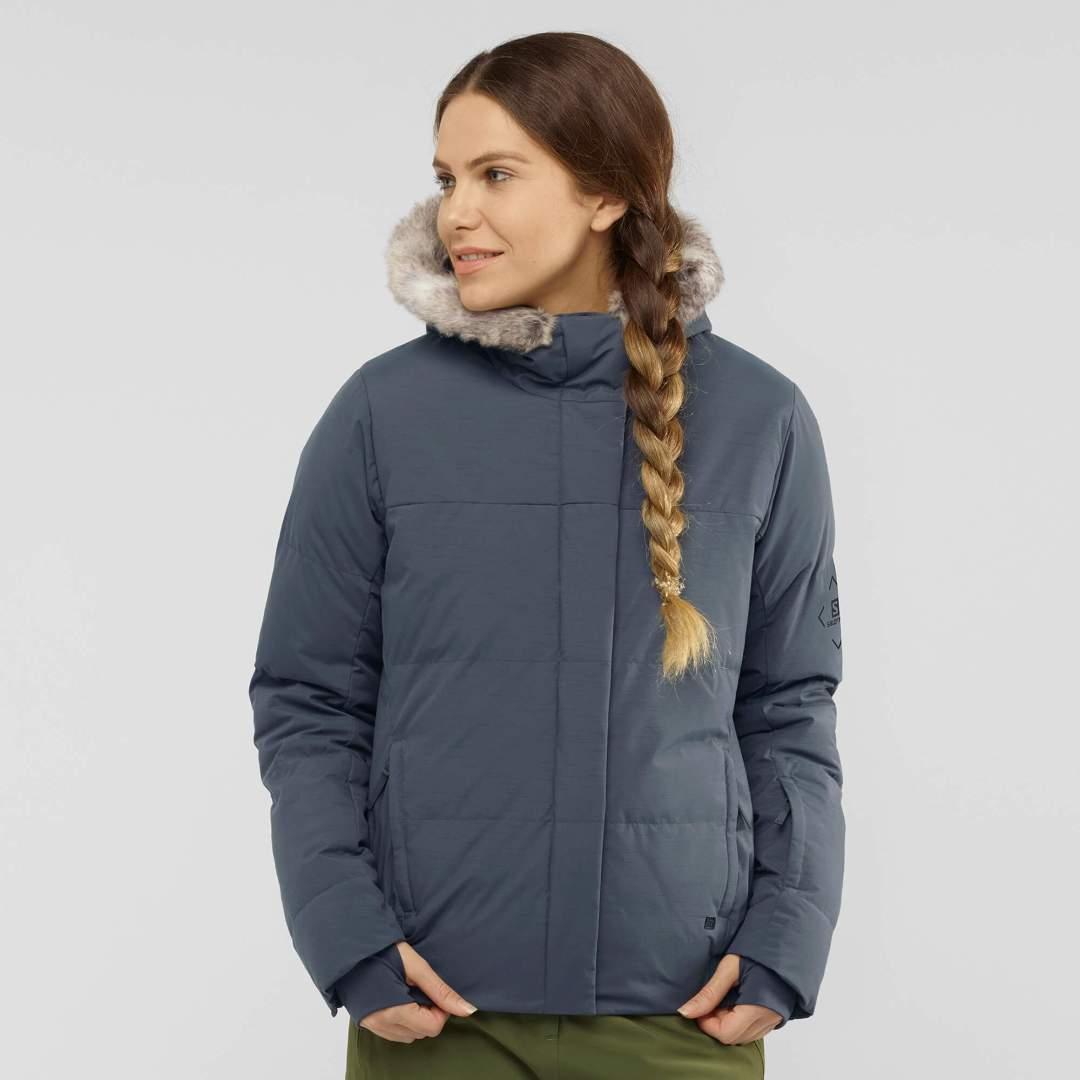 snuggly warm jacket