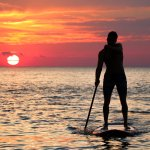 The Joys of Stand Up Paddleboarding