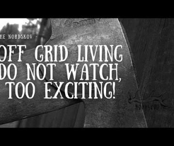 Off-Grid Living DO NOT WATCH | TOO EXCITING!