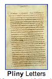 Pliny letters