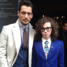 David Gandy & Harry J Bartlett after Christopher Shannon