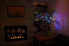 Our living room.