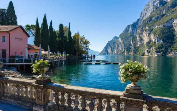Best Lake in Italy and Euro camp Lake Garda