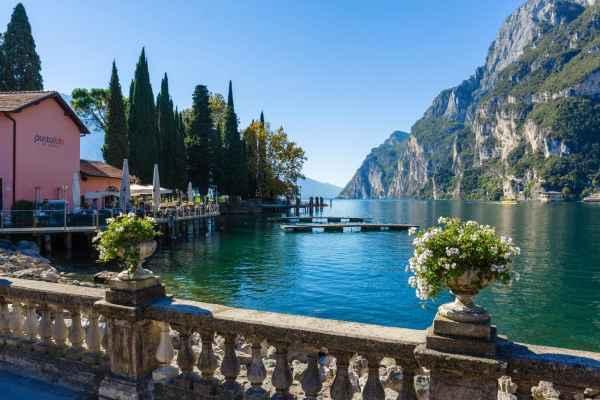 Best Lake in Italy and Euro camp Lake Garda