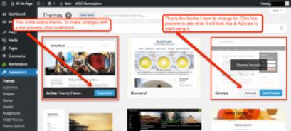 How to start a WordPress travel blog