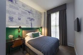 The Churchill hotel bedrooms