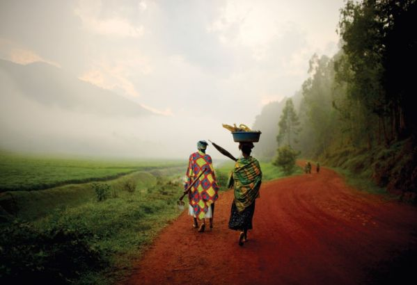 Rwanda, a country of hills and history