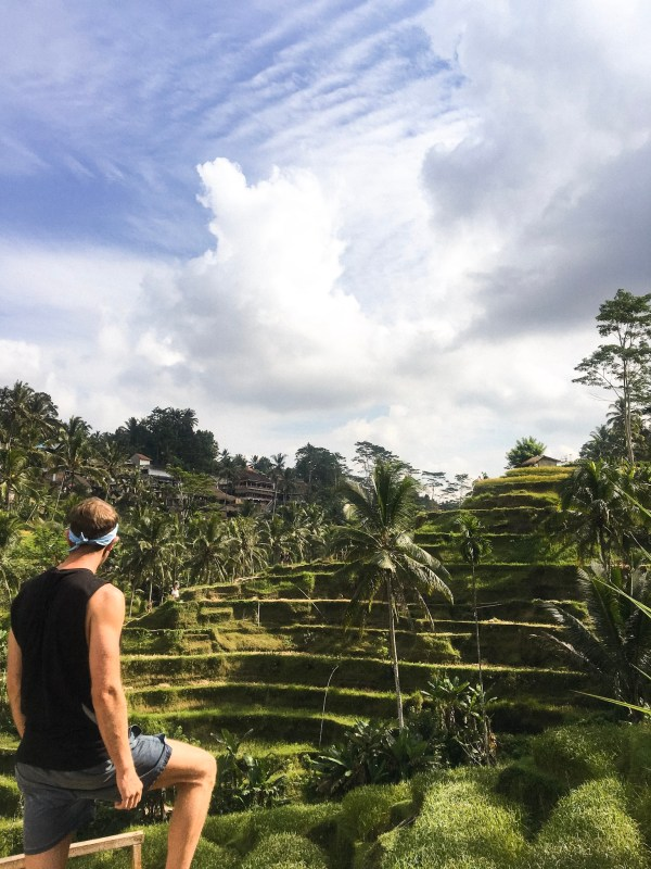 The Tegalalang Rice Terraces of Bali | Must Visit | North of Ubud