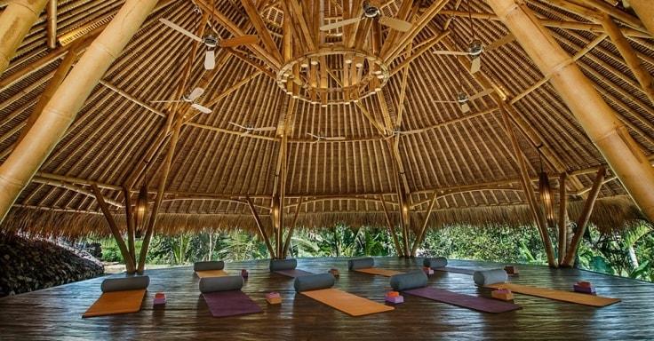 Yoga Barn in Ubud