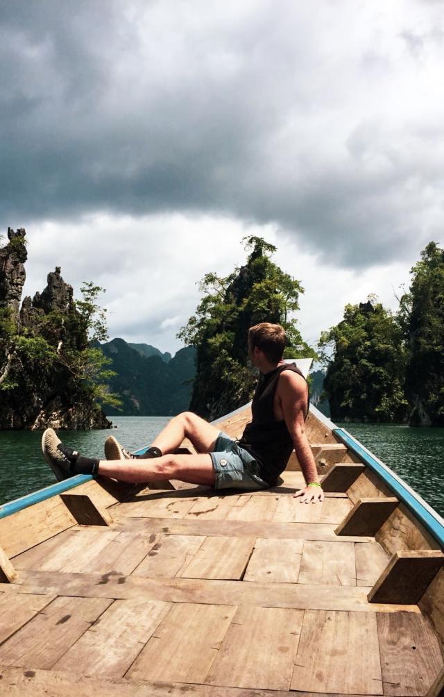 Khao Sok lake one day tour
