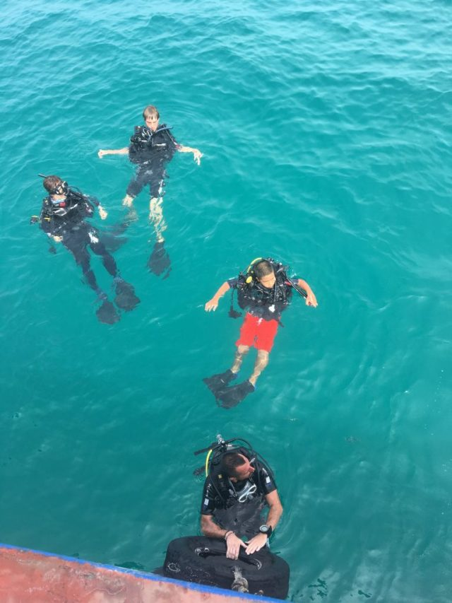 Best things to do in Koh Tao diving