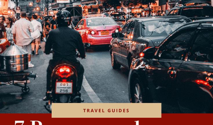 7 reasons not to visit Bangkok