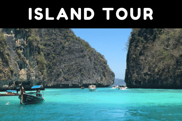 The epic James Bond Island movie tour in Phuket Thailand