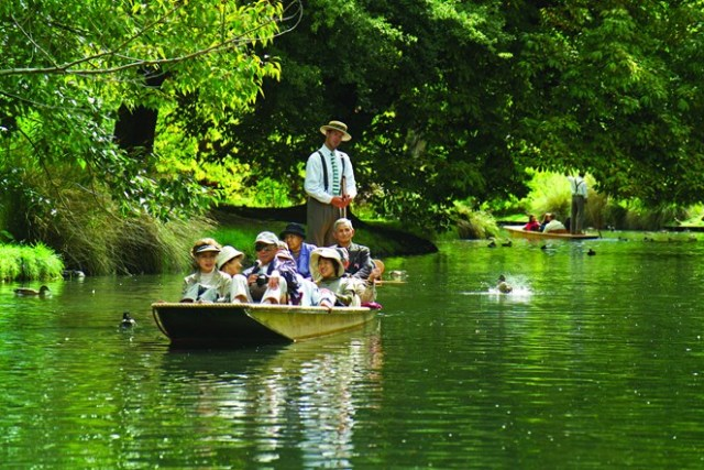 things to do in Christchurch punting