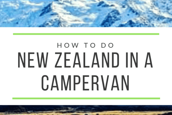 Must have New Zealand Campervan Tips