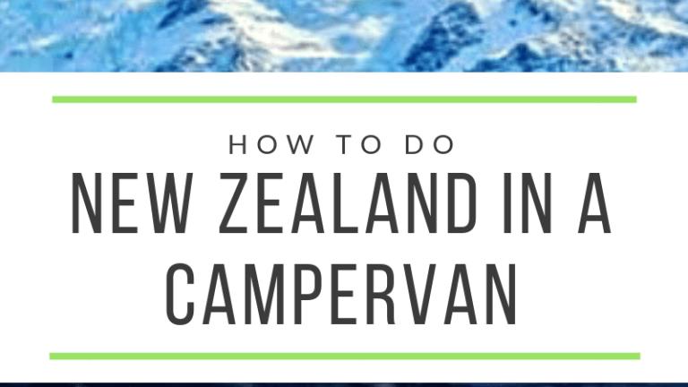 New Zealand campervan tips