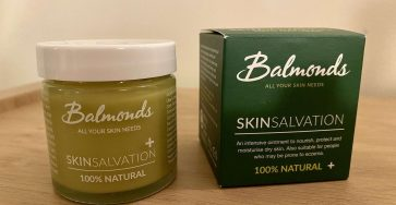 Balmonds Skin Salvation at home