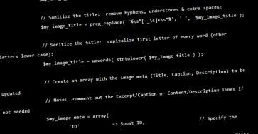 Wordpress Code Snippet