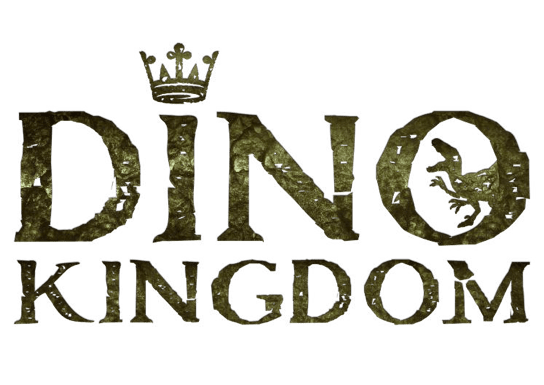 Dino Kingdom Logo
