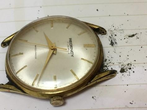 regency mech 2 used ebay watch