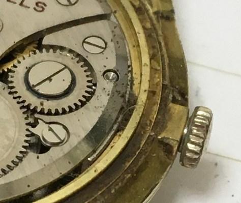 regency mech hair in ebay watch