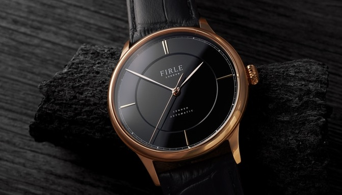 Firle automatic watch 1