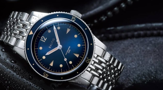 Baltic Watches Offer French Flair, Auto Movements, Plus a Retro Edge