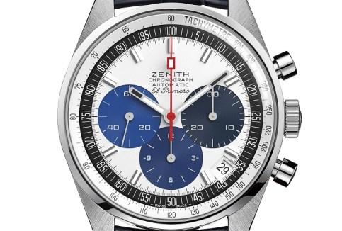el primero 3 blue dial model