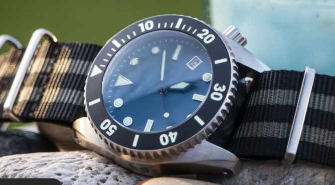 Enosken Build-Your-Own-Watch Concept Offers Collectors Total Control
